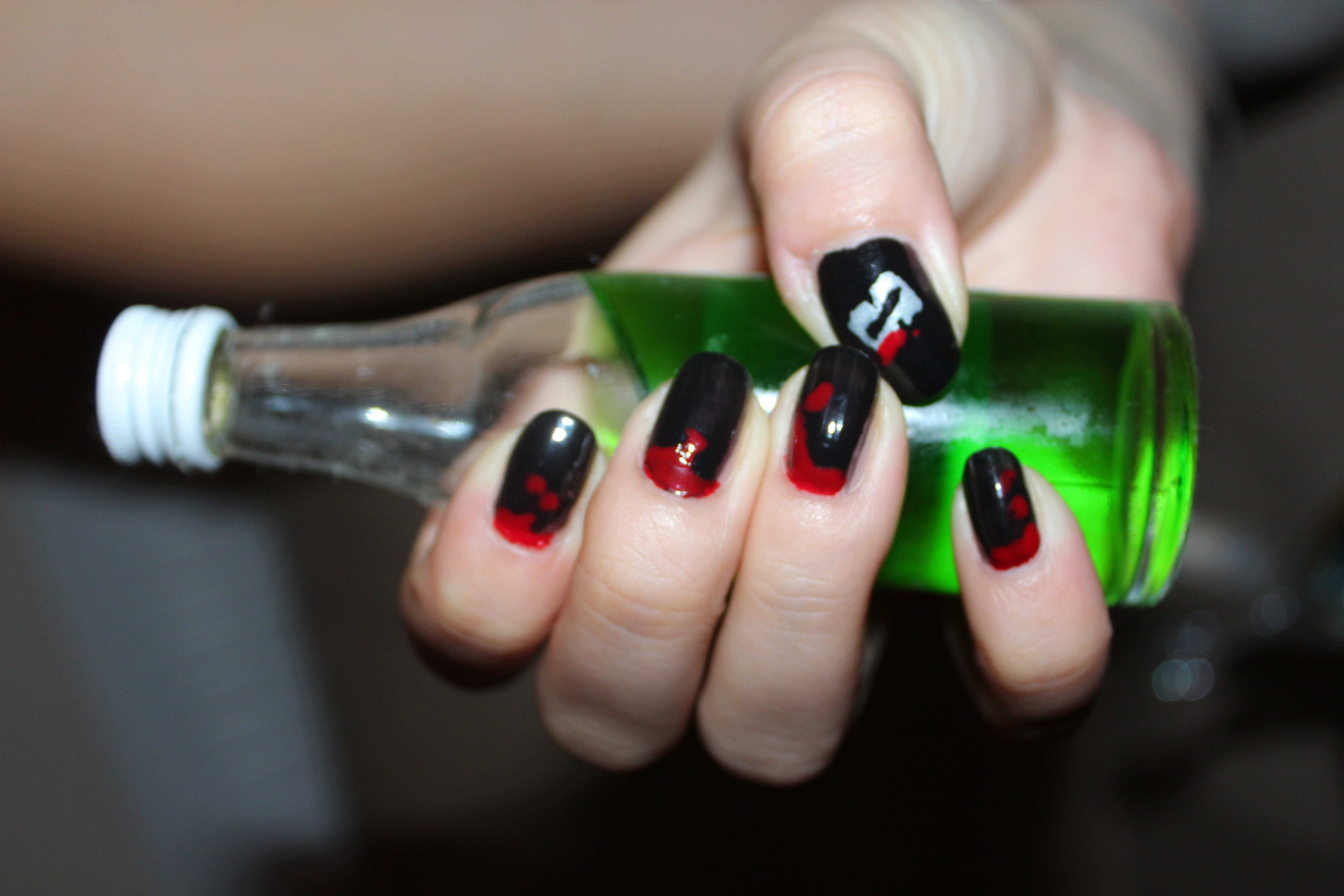 Sweeney Todd nails 3