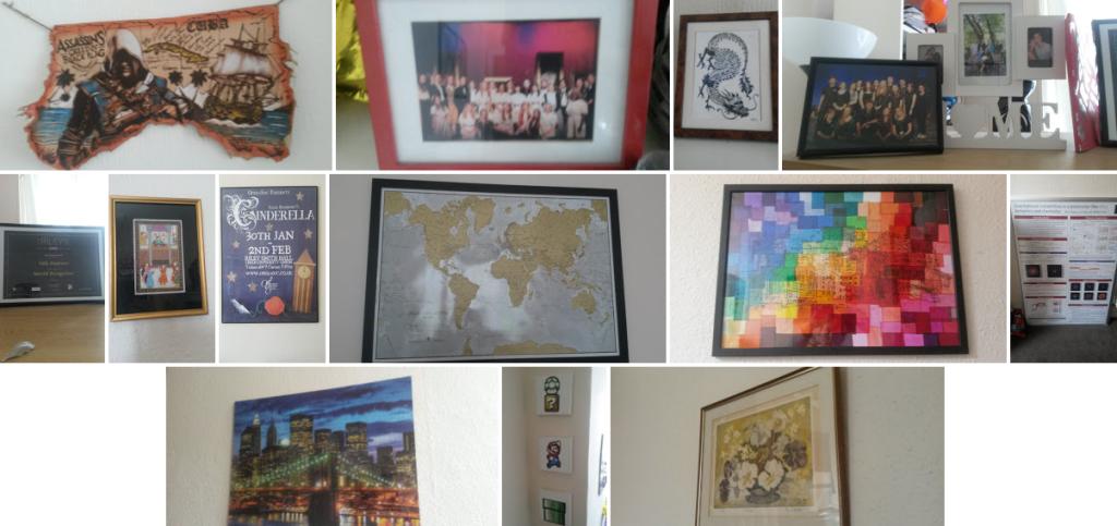things in frames